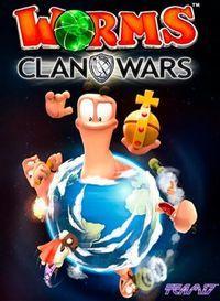Portada oficial de Worms Clan Wars para PC