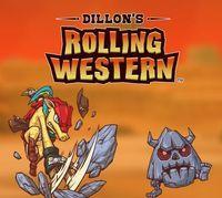 Portada oficial de Dillon's Rolling Western: The Last Ranger eShop para Nintendo 3DS
