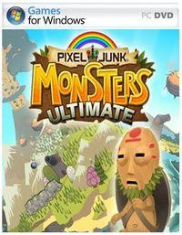 Portada oficial de Pixel Junk Monsters Ultimate HD para PC