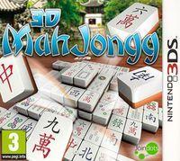 Portada oficial de 3D MahJongg eShop para Nintendo 3DS