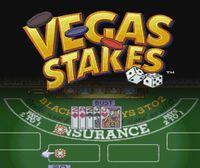 Portada oficial de Vegas Stakes CV para Wii U