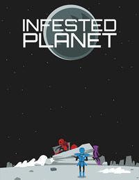 Portada oficial de Infested Planet para PC