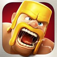 Portada oficial de Clash of Clans para iPhone