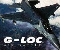 Portada oficial de G-LOC: Air Battle para Nintendo 3DS