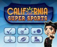 Portada oficial de California Super Sports DSiW para NDS