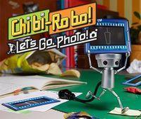 Portada oficial de Chibi Robo: Let's go, Photo! eShop para Nintendo 3DS