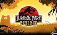 Portada oficial de Jurassic Park Builder para Android