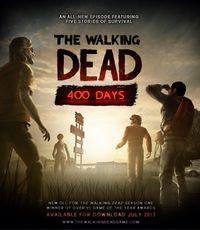 Portada oficial de The Walking Dead: 400 Days para PC