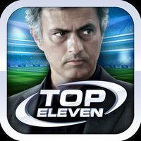 Portada oficial de Top Eleven para Android