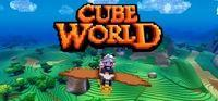 Portada oficial de Cube World para PC