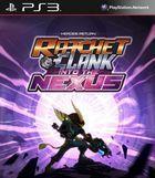 Portada oficial de de Ratchet & Clank: Nexus para PS3