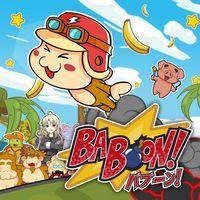 Portada oficial de Baboon! PSN para PSVITA