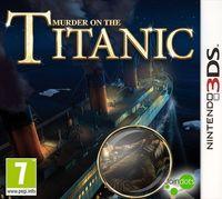 Portada oficial de Murder on the Titanic eShop para Nintendo 3DS