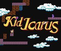 Portada oficial de Kid Icarus CV para Wii U