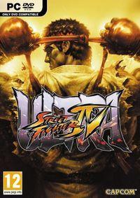 Portada oficial de Ultra Street Fighter IV para PC