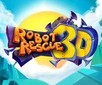 Portada oficial de Robot Rescue 3D eShop para Nintendo 3DS