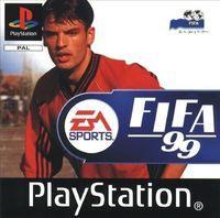 Portada oficial de FIFA 99 para PS One