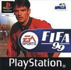 Portada oficial de de FIFA 99 para PS One