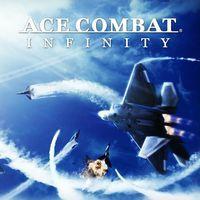 Portada oficial de Ace Combat Infinity PSN para PS3