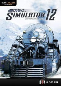 Portada oficial de Trainz Simulator 12 para PC