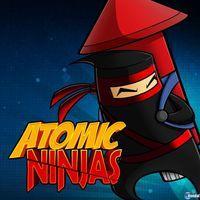 Portada oficial de Atomic Ninjas PSN para PS3