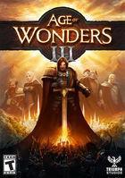 Portada oficial de de Age of Wonders III para PC