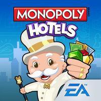 Portada oficial de MONOPOLY Hoteles para iPhone