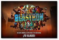 Portada oficial de Blastron para Android