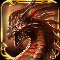 Portada oficial de Rage of Bahamut para Android