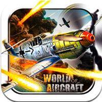 Portada oficial de World of Aircraft para iPhone