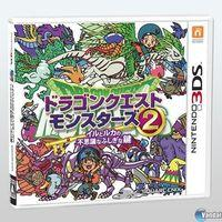 Portada oficial de Dragon Quest Monsters 2: Iru and Luca's Wonderful Mysterious Keys para Nintendo 3DS