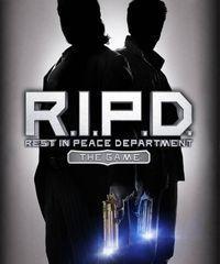 Portada oficial de R.I.P.D.: The Game PSN para PS3
