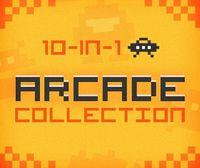Portada oficial de 10-in-1: Arcade Collection para Nintendo 3DS