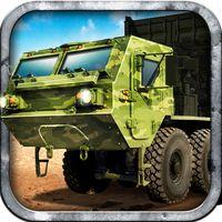 Portada oficial de Army Trucker: Fighting Park Sim para iPhone