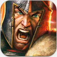 Portada oficial de Game of War - Fire Age para iPhone
