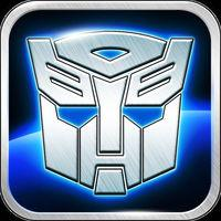 Portada oficial de Transformers Legends para iPhone
