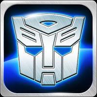 Portada oficial de Transformers para Android