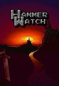 Portada oficial de Hammerwatch para PC