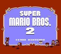 Portada oficial de Super Mario Bros. 2 CV para Nintendo 3DS