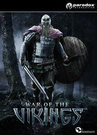 Portada oficial de War of the Vikings para PC