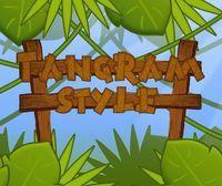 Portada oficial de Tangram Style eShop para Nintendo 3DS