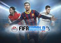 Portada oficial de FIFA World para PC
