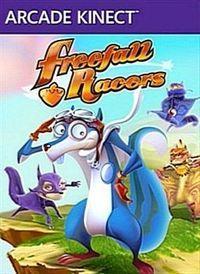 Portada oficial de Freefall Racers para Xbox 360