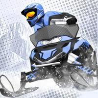 Portada oficial de Snow Moto Racing para iPhone