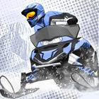 Portada oficial de de Snow Moto Racing para iPhone
