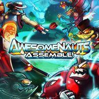 Portada oficial de Awesomenauts Assemble! para PS4