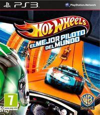 Portada oficial de Hot Wheels: El Mejor Piloto del Mundo para PS3