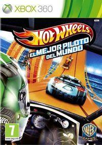 Portada oficial de Hot Wheels: El Mejor Piloto del Mundo para Xbox 360
