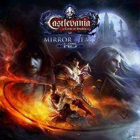 Portada oficial de Castlevania: Lords of Shadow - Mirror of Fate HD PSN para PS3
