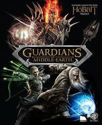 Portada oficial de Guardianes de la Tierra Media para PC